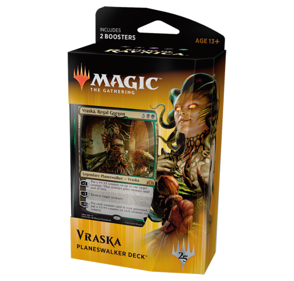 Guilds Of Ravnica Planeswalker Deck - Vraska
