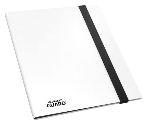 Ultimate Guard 9-Pocket FlexXfolio - White