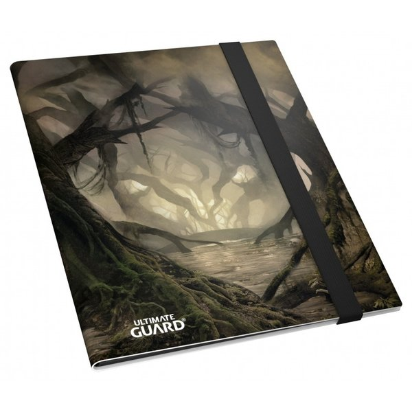 Ultimate Guard 9-Pocket FlexXfolio - Lands Edition Swamp
