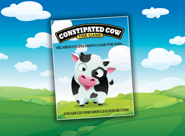 Constipated Cow: The Game