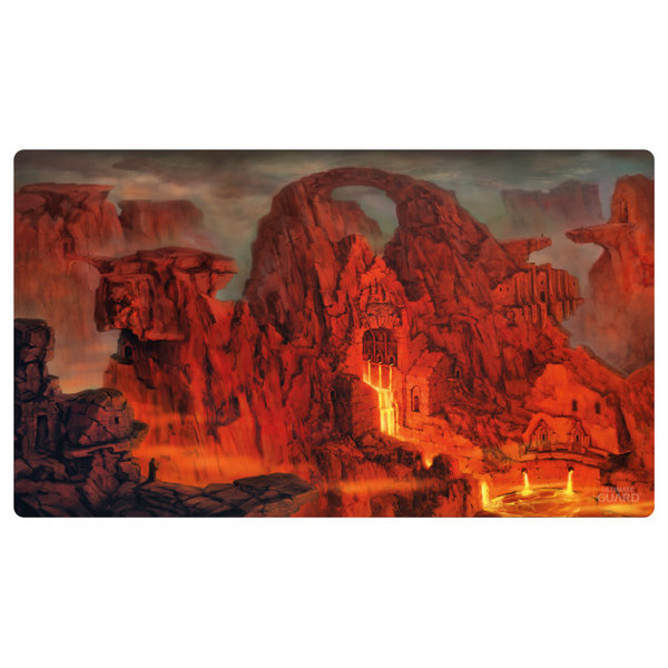 Ultimate Guard Play Mat Lands Edition Ii Mountain 61 X 35