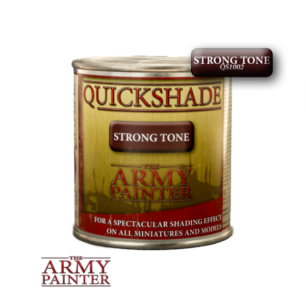 Quickshade Strong Tone Tin - The Army Painter