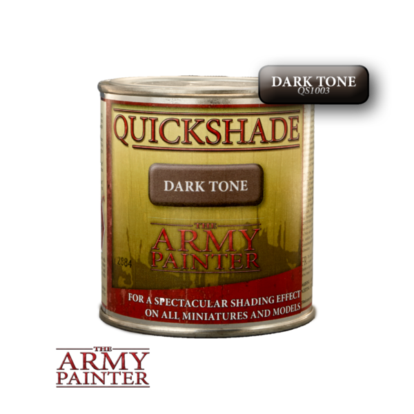 Quickshade Dark Tone Tin - The Army Painter