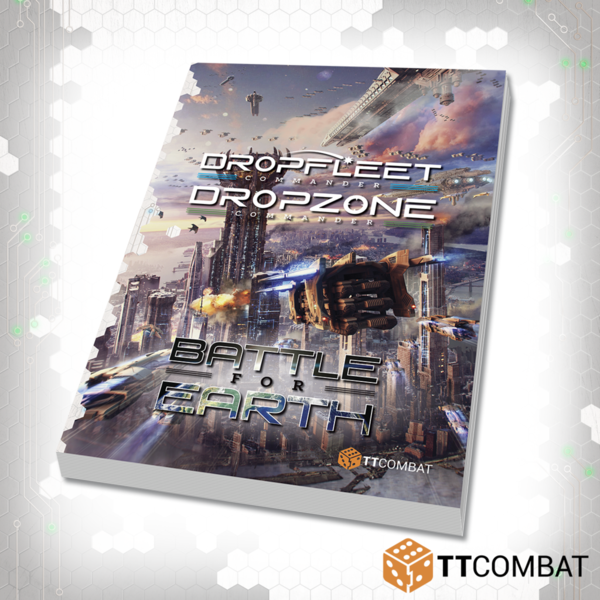 Battle For Earth - Dropzone // Dropfleet Commander *PRE ORDER*