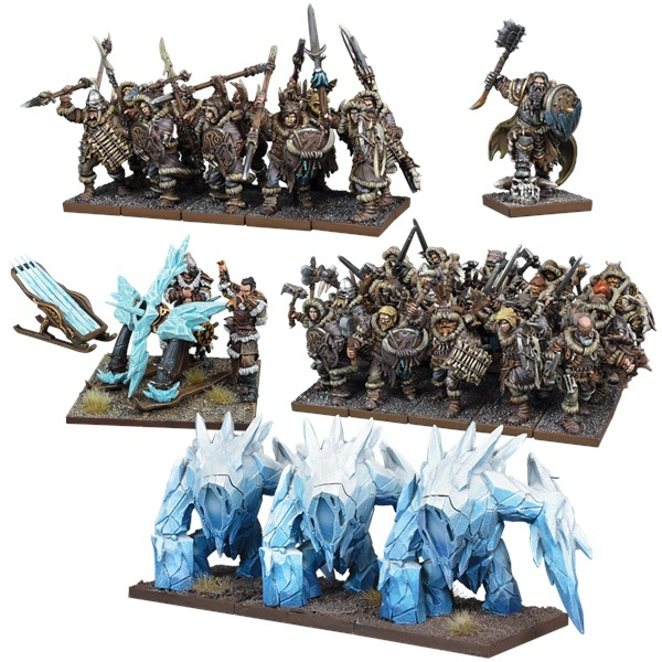 Northern Alliance Army: Kings of War Army Boxset *PRE ORDER*