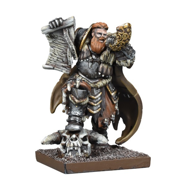 Northern Alliance Lord/Skald: Kings of War *PRE ORDER*