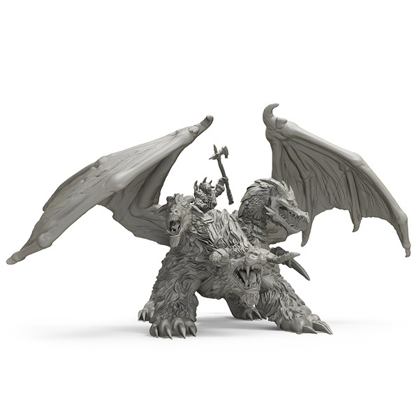 Northern Alliance Lord on  Chimera: Kings of War *PRE ORDER*