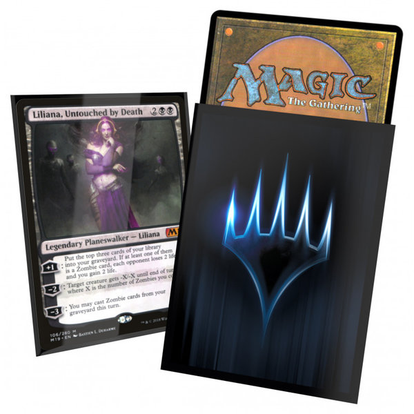 Magic: The Gathering Printed Sleeves Standard Size Planeswalker (100)
