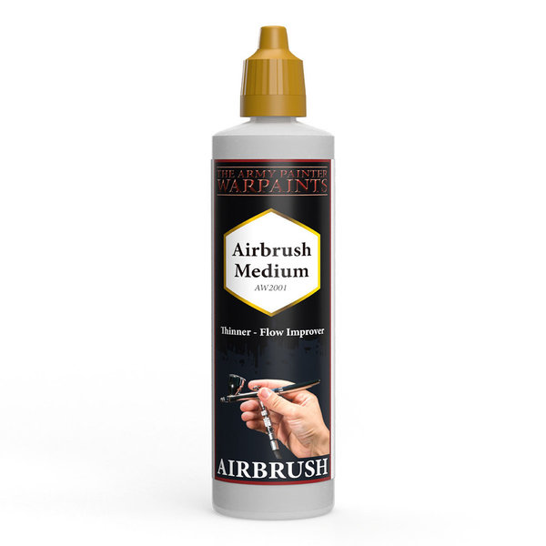 Warpaints: Airbrush Medium - The Army Painter