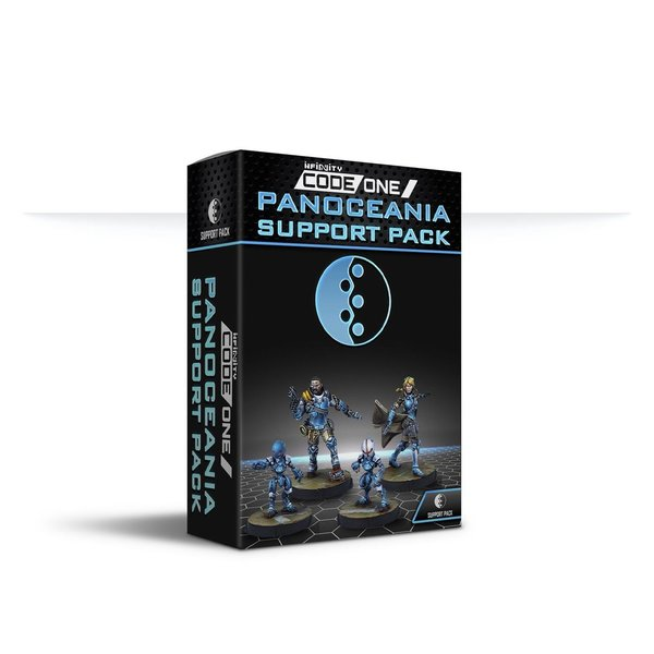 PanOceania Support Pack - Infinity Code One