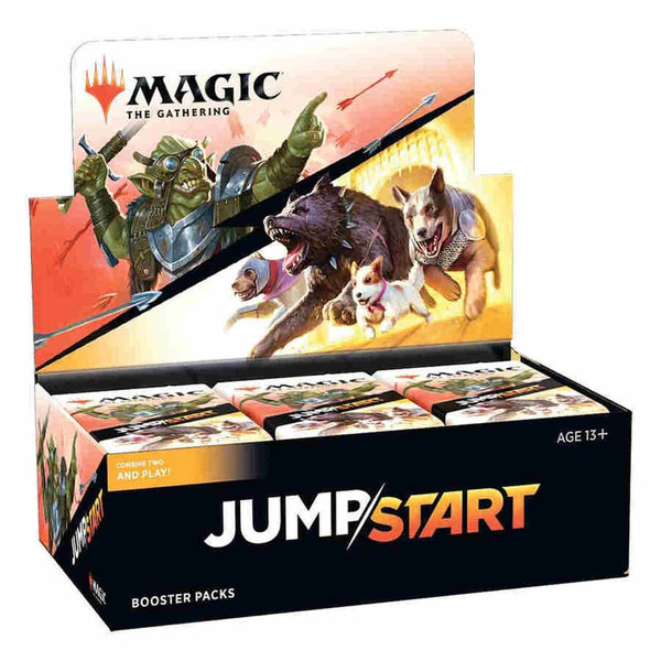 Jumpstart Booster Display - Magic: The Gathering