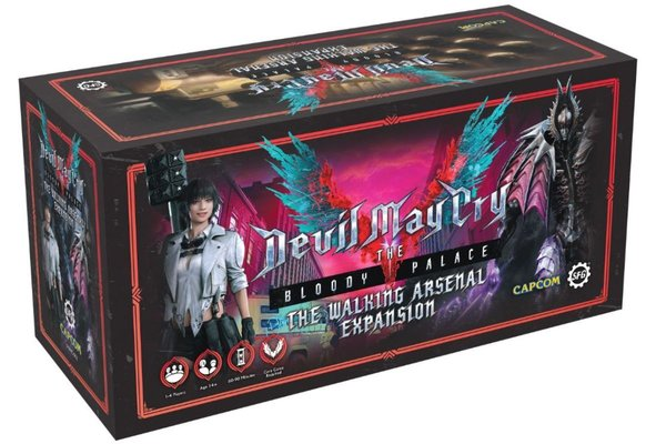 Devil May Cry: The Walking Arsenal Expansion