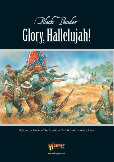 Glory Hallelujah! – The American Civil War 1861 – 1865 Supplement