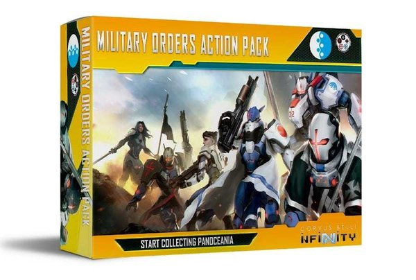 Military Orders Action Pack *PRE ORDER*