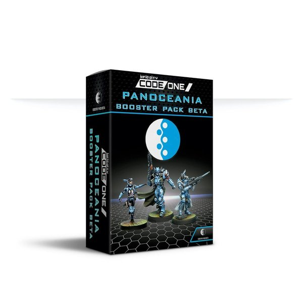 PanOceania Booster Pack Beta - Infinity Code One *PRE ORDER*