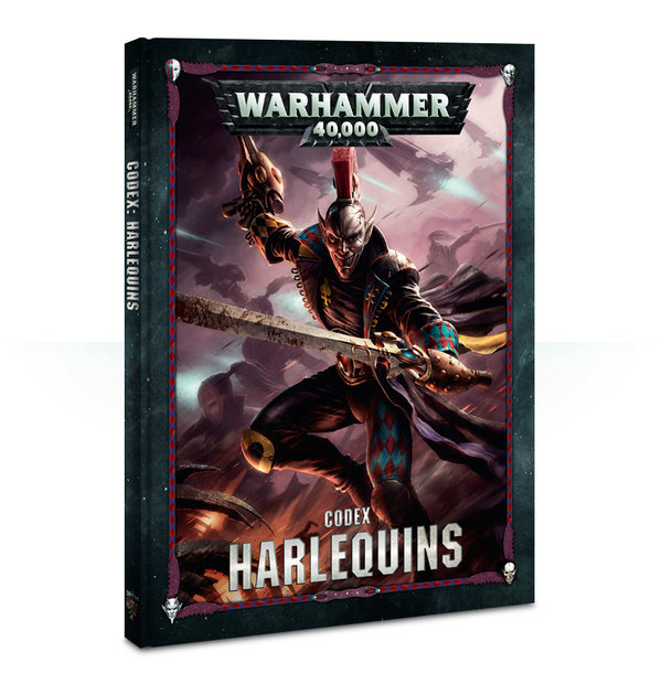 Codex: Harlequins  - Warhammer 40,000