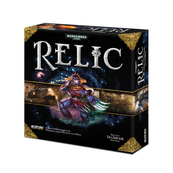 Warhammer 40,000 40K - Relic Standard Edition Board Game *PRE ORDER*