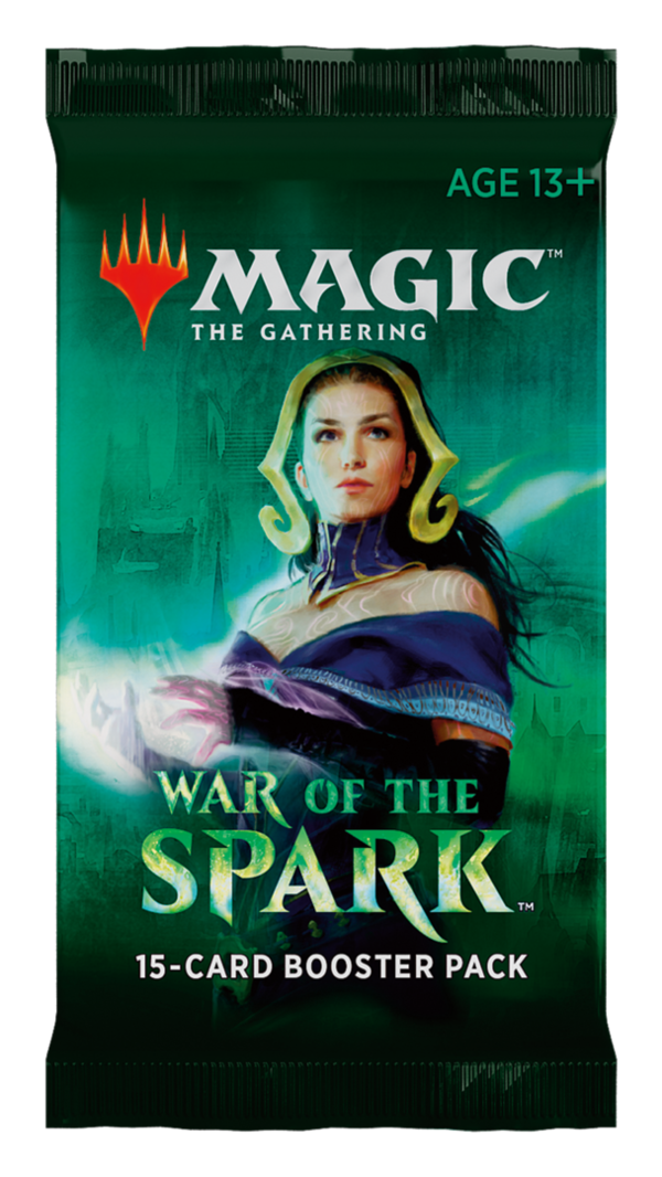 War Of The Spark Boosters 3 For £10 *PRE ORDER*