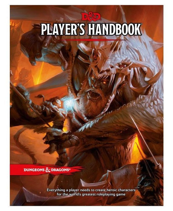 Player's Handbook - Dungeons & Dragons RPG
