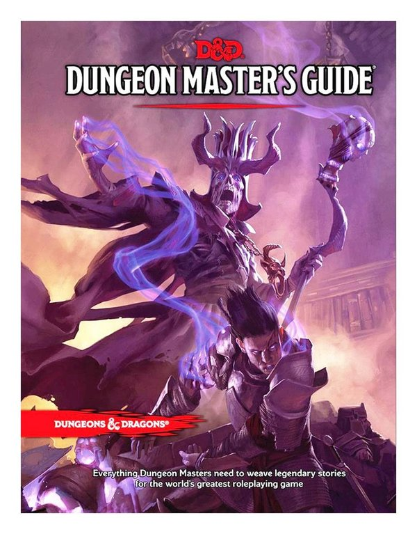 Dungeon Master's Guide - Dungeons & Dragons RPG