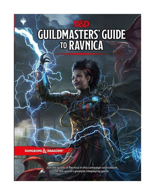 Guildmaster's Guide To Ravnica - Dungeons & Dragons RPG