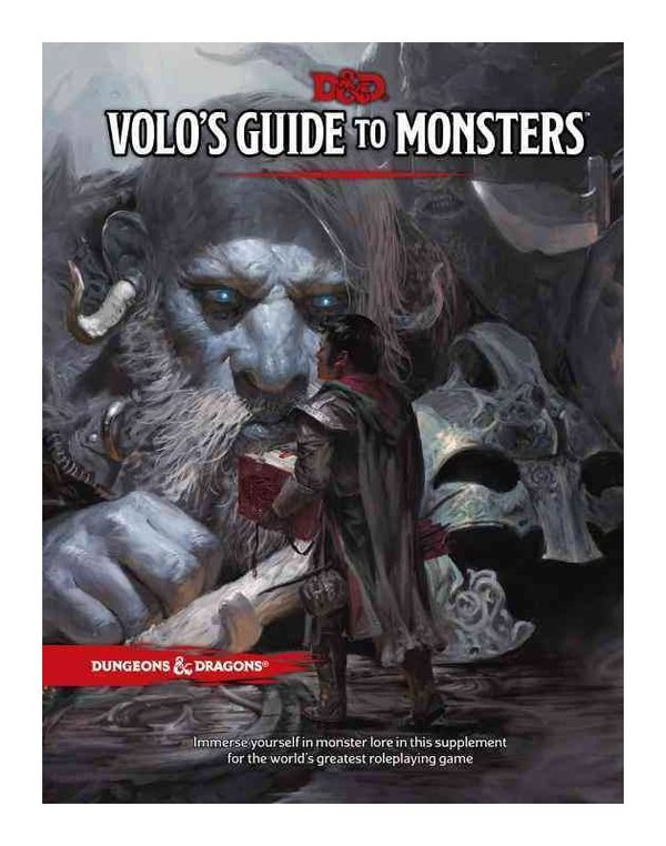 Volo's Guide To Monsters - Dungeons & Dragons RPG