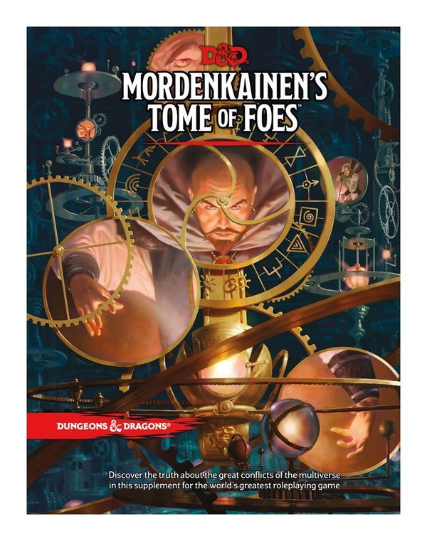 Mordenkainen's Tome Of Foes - Dungeons & Dragons RPG