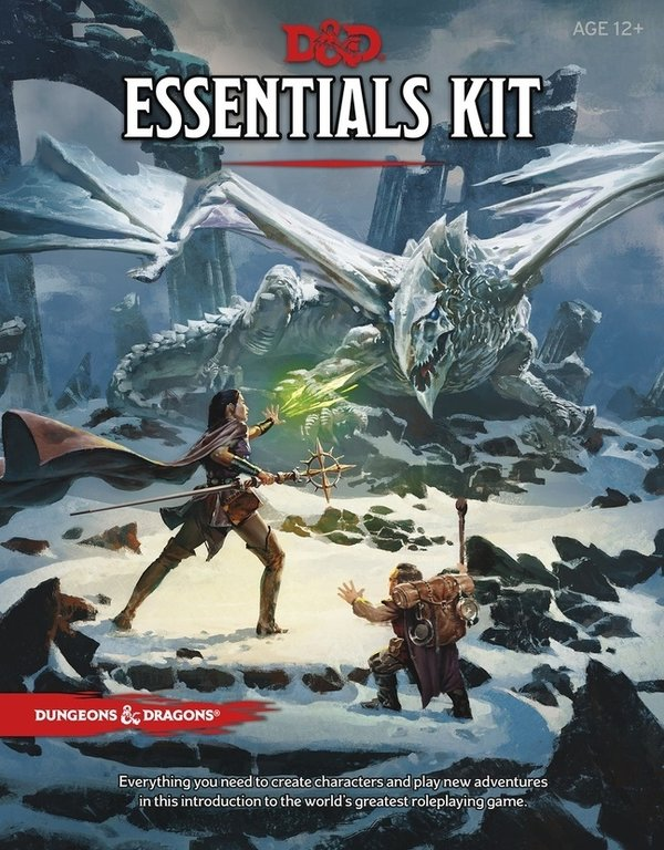 Dungeons & Dragons Essentials Kit - *PRE ORDER ETA 3rd SEPT*