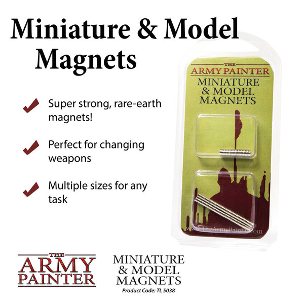 Miniature & Model Magnets - The Army Painter