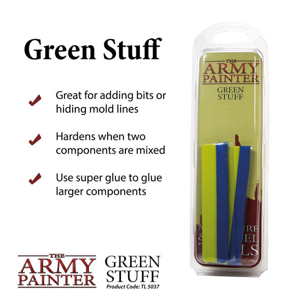 Green Stuff - The Army Painter